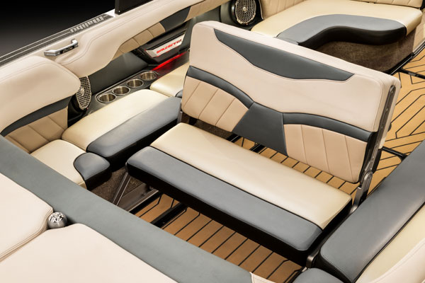 Peachy All New 2019 Malibu Wakesetter 25 Lsv Big On Luxury Huge Dailytribune Chair Design For Home Dailytribuneorg